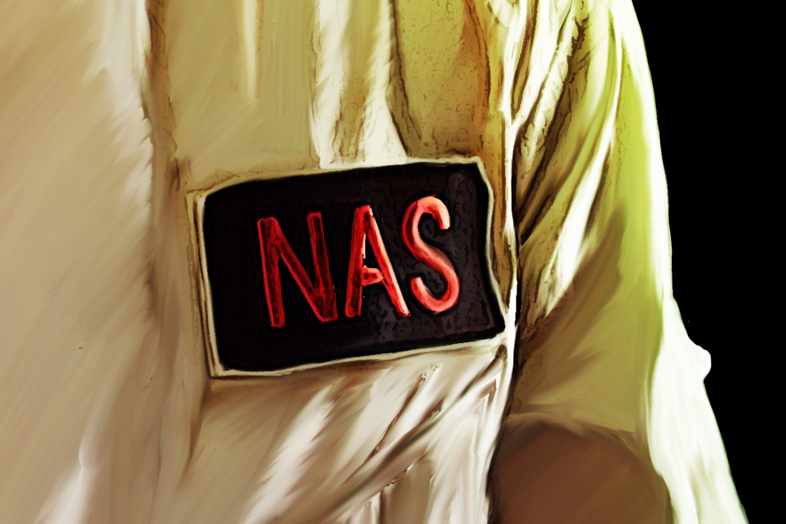 NAS BUSTER 5
